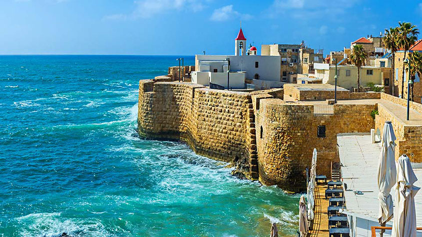 Wonders Of Israel: The Ancient City of Akko